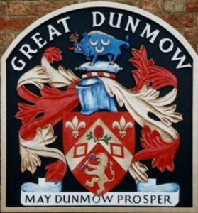 Great Dunmow Coat of Arms